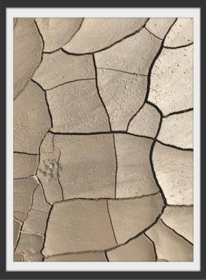 Plakat Gray soil